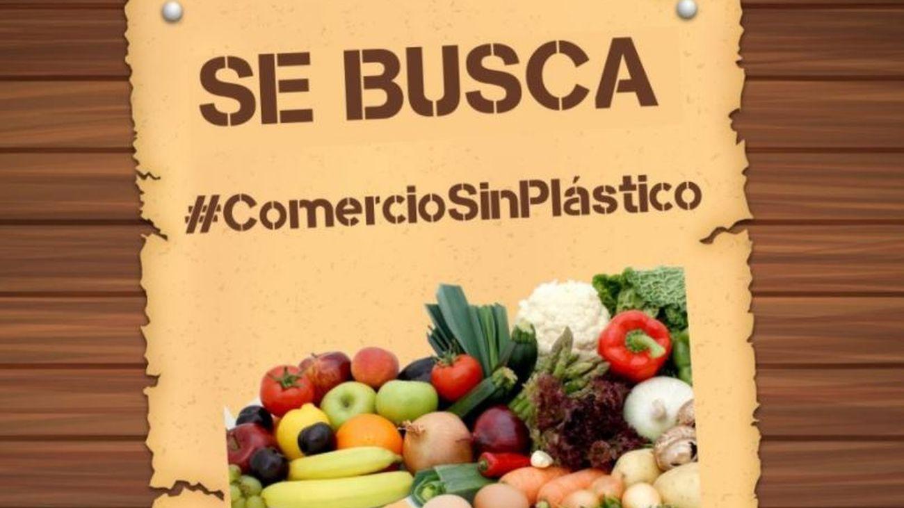 La FRAVM lanza una campaña para demandar a comercios  y supermercados que eliminen los sobreenvasados de plástico