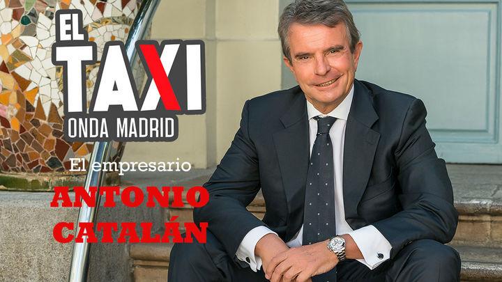El Taxi de Antonio Catalán, el hombre de los hoteles
