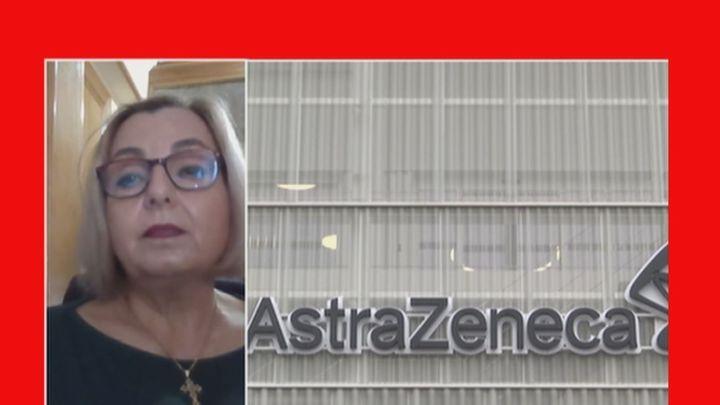 """Antonia tiene miedo a recibir la segunda dosis de AstraZeneca: """"Esto es un caos"""""""