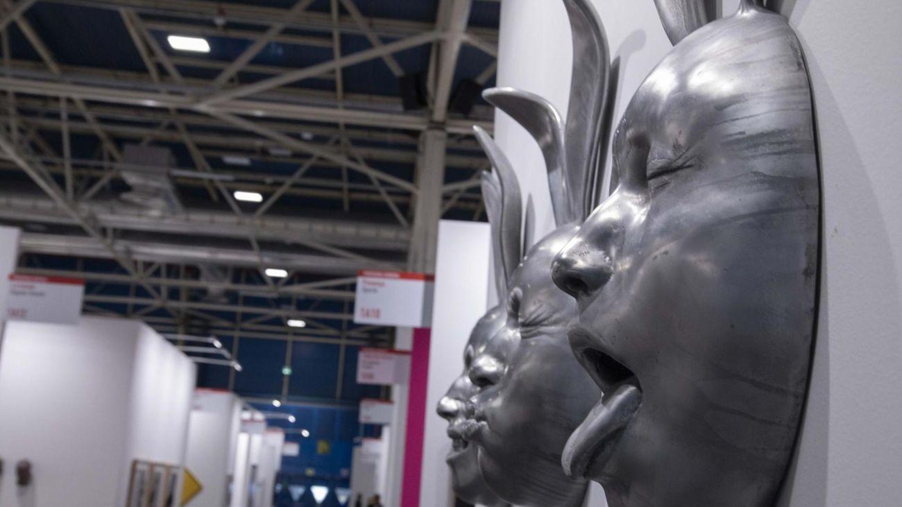 Estampa,  la primera feria de arte tras la pandemia en Madrid