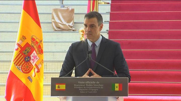 Pedro Sánchez cuestiona a Madrid y sus cuentas sobre el coronavirus