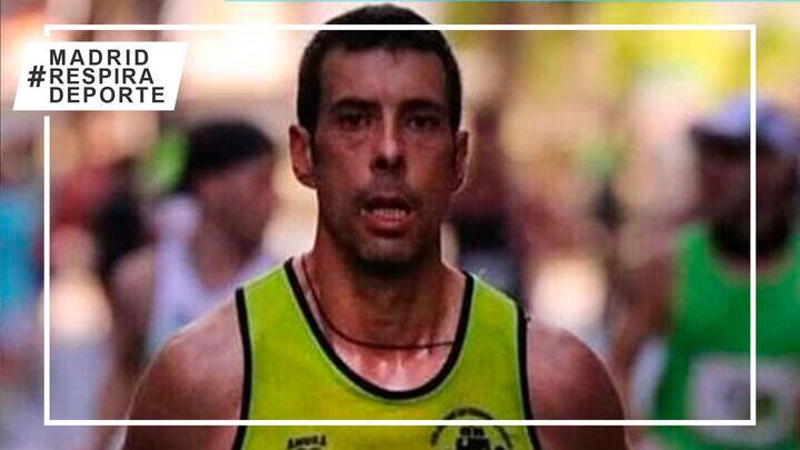 El madrileño Fernando Caliz correrá 200 kilómetros en 24 horas para dar visibilidad al parkinson