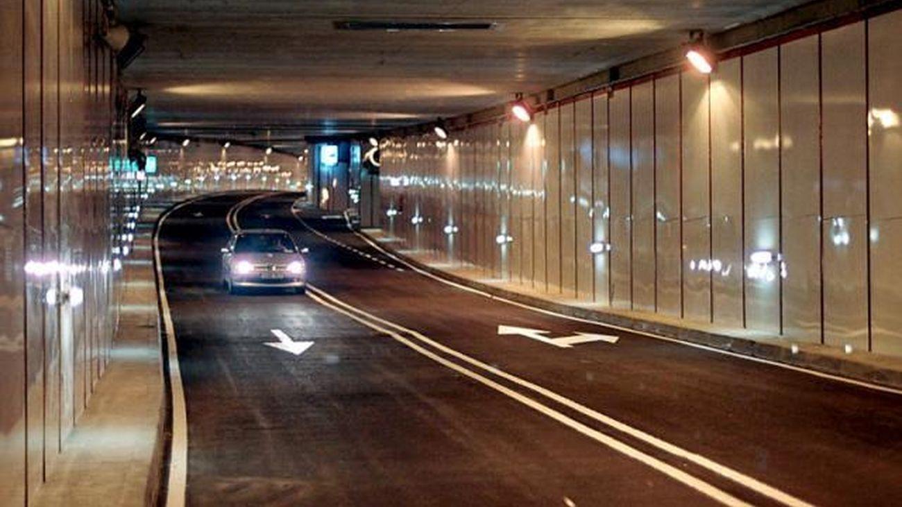 Las Rozas reforma los sistemas del túnel bajo la calle Real para mejorar la seguridad y control de datos