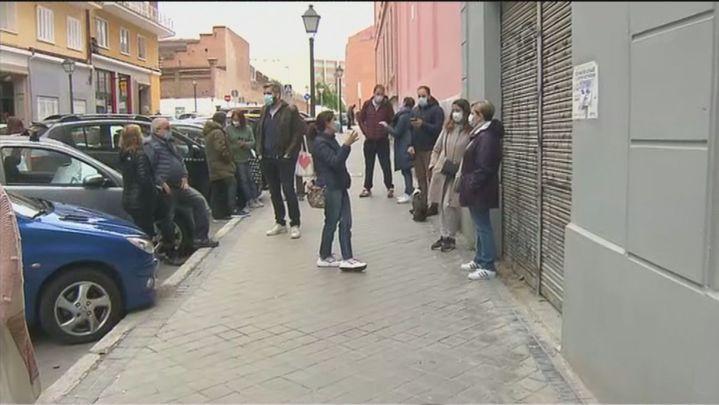 La 'revuelta escolar' se extiende a 26 centros madrileños para reivindicar menos tráfico alrededor de los colegios