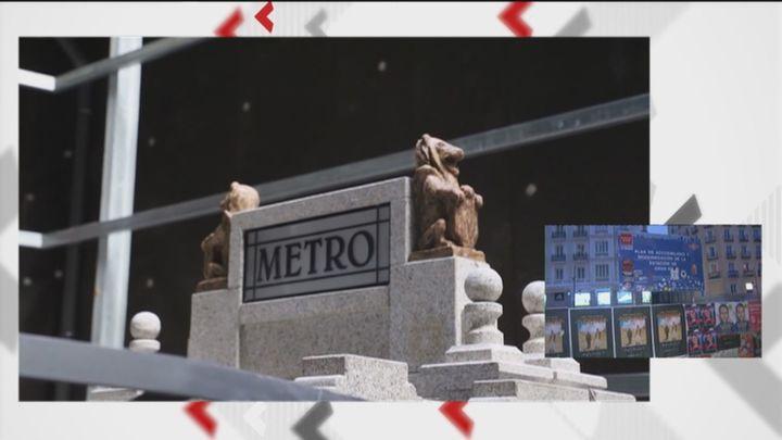 Recorremos la nueva estación de metro de Gran Vía tres meses antes de su reapertura