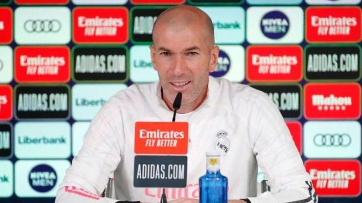 """Zidane: """"Pase lo que pase habrá Liga hasta el final"""""""
