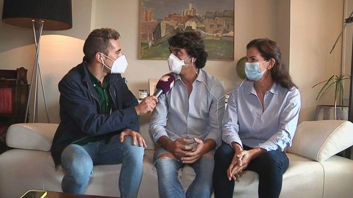 Miles de jóvenes han vuelto a casa de sus padres por la pandemia