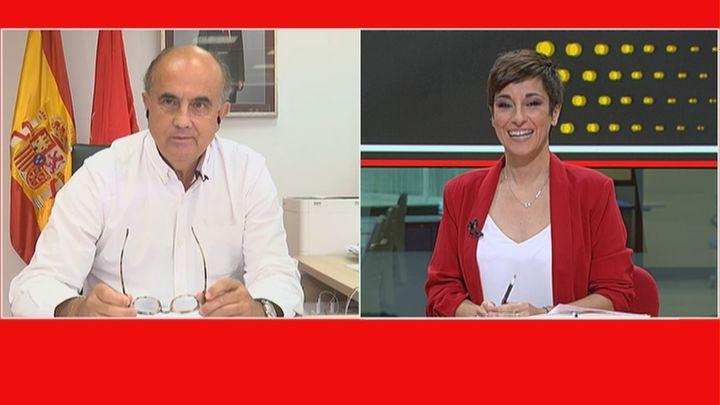 """Madrid trabaja en un sistema de citas para vacunas """"más amigable y fácil para los ciudadanos"""""""