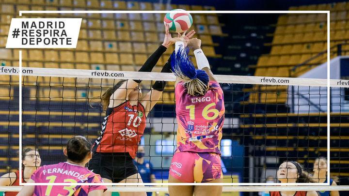 Voleibol Alcobendas pierde el primer partido de la final de la Superliga