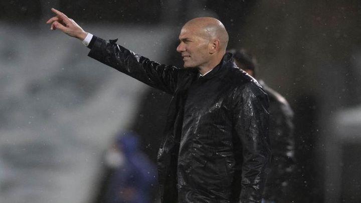 """Zidane: """"Estamos al límite físicamente"""""""