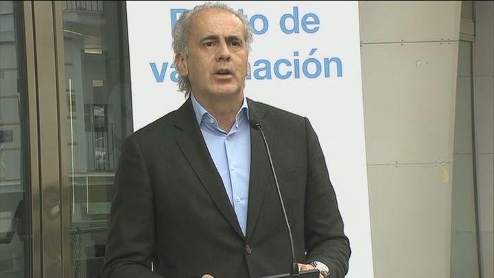 Madrid  pide que los menores de 60 años se puedan vacunar voluntariamente con AstraZeneca