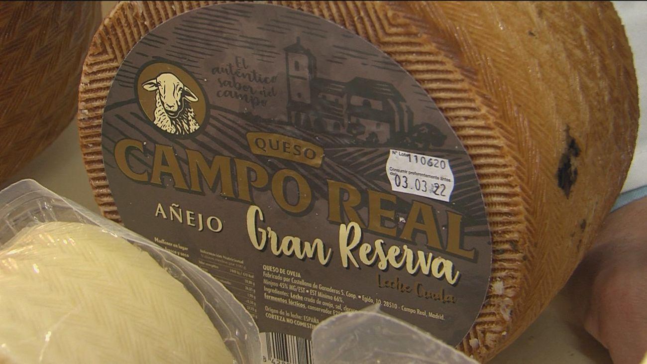 Nos adentramos en el paraíso para los amantes del queso en Campo Real