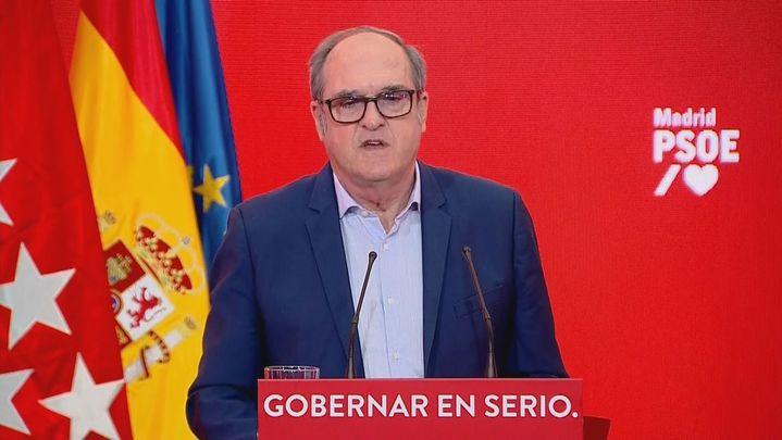 """Gabilondo acusa a Ayuso de """"apropiarse de la libertad"""" de los madrileños"""