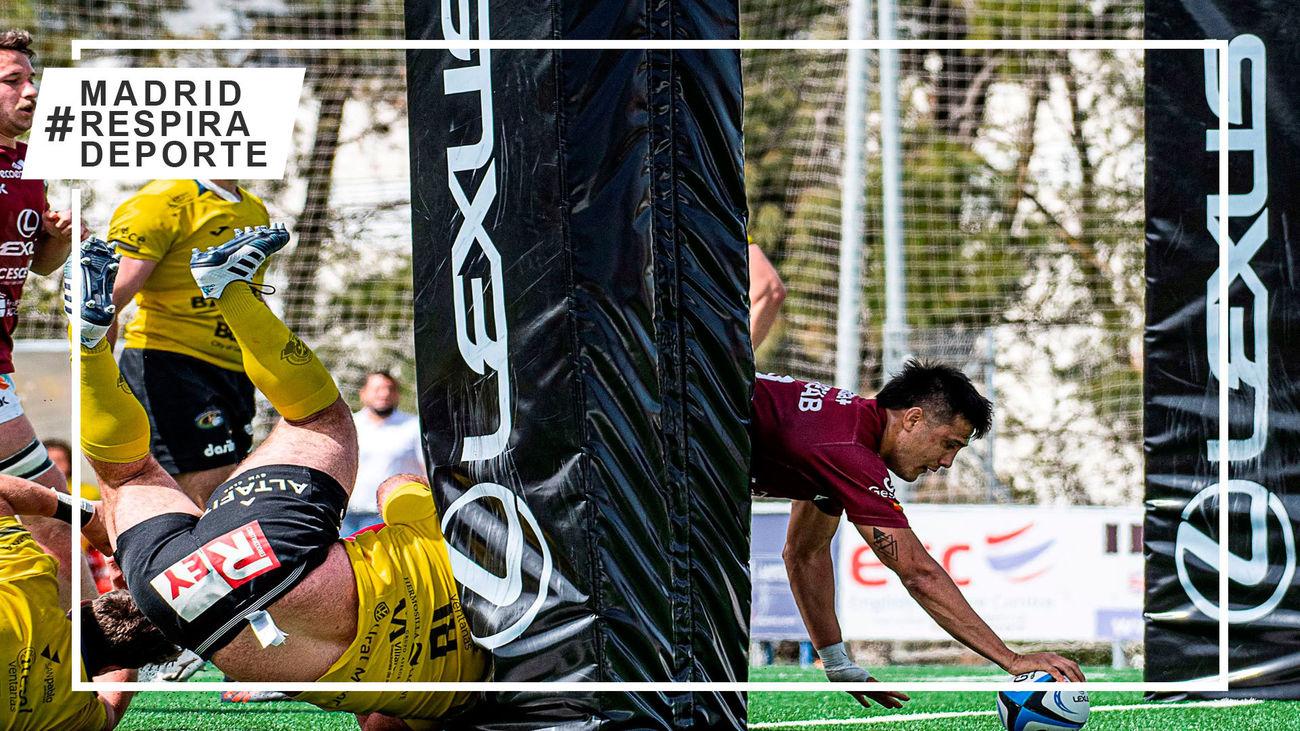 Alcobendas Rugby - VRAC