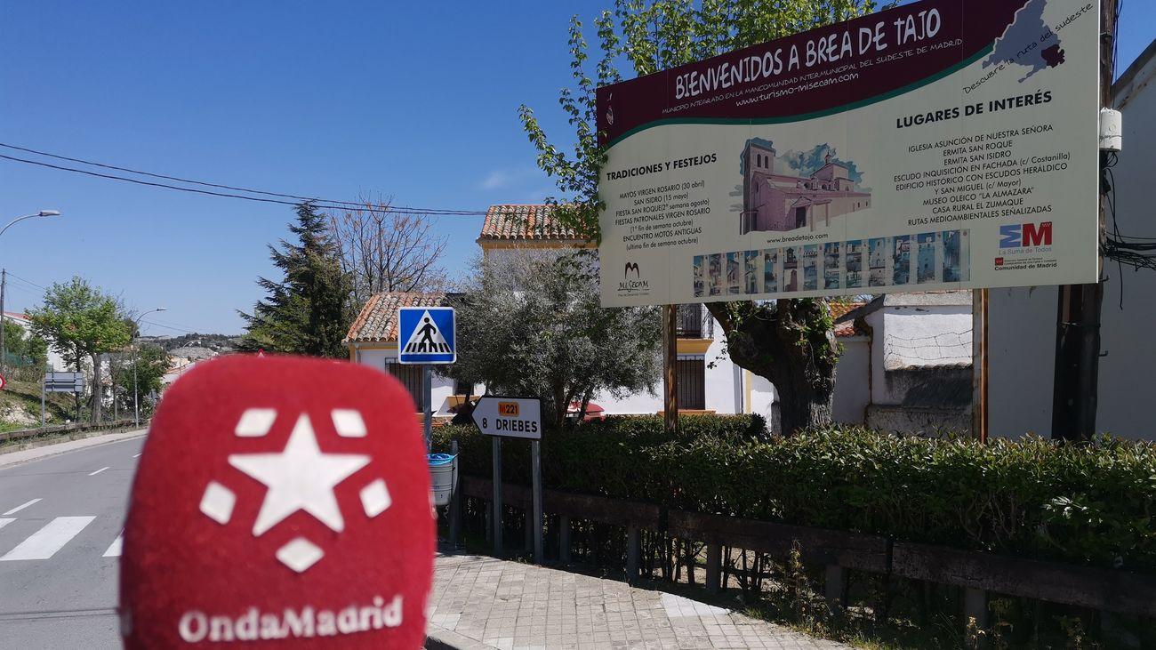 Onda Madrid visita Brea de Tajo