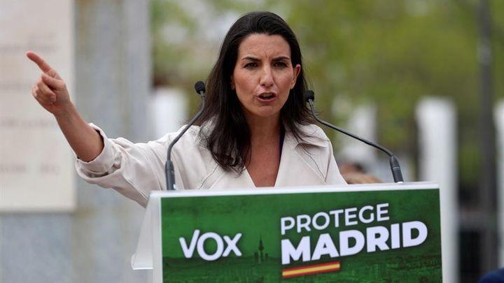 """Rocío Monasterio, el """"freno"""" a la izquierda"""