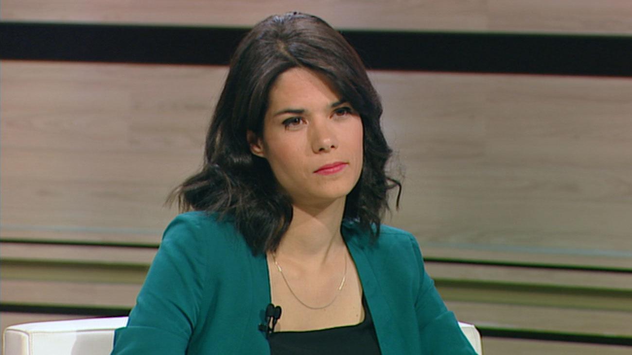 Isabel Serra, número dos de la lista de Unidas Podemos a la Asamblea de Madrid