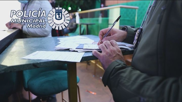 Madrid ha tramitado el 10% de las 120.000 multas antiCovid impuestas desde septiembre