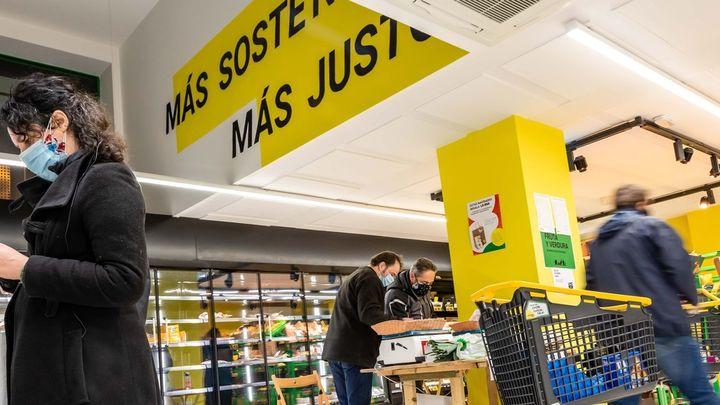 La Osa, el primer supermercado cooperativo de Madrid