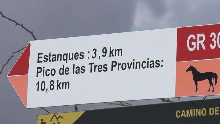 El nacimiento del río Jarama y su límite con Guadalajara