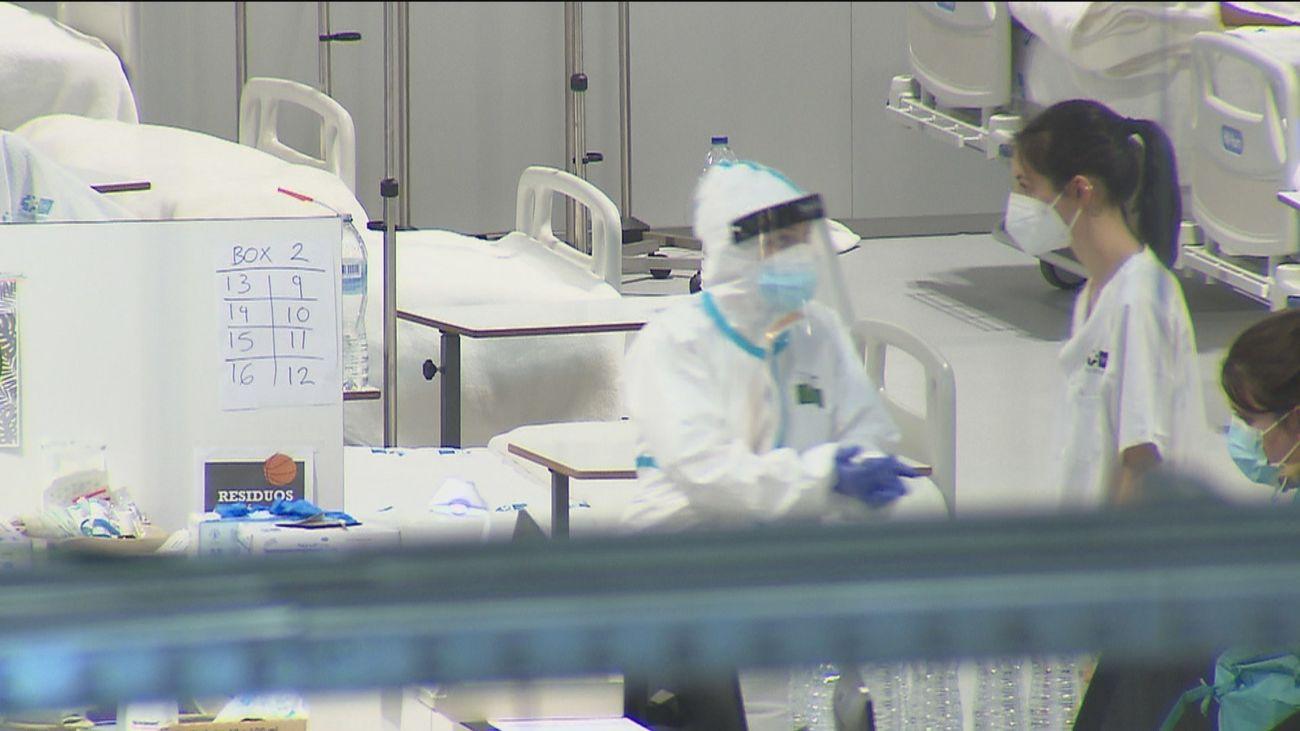 Sanidad notifica 3.988 casos, la cifra más baja desde hace nueve meses, y 70 fallecidos