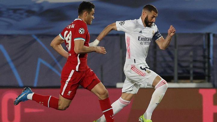 El Real Madrid busca superar el duro examen de Liverpool para meterse en semifinales