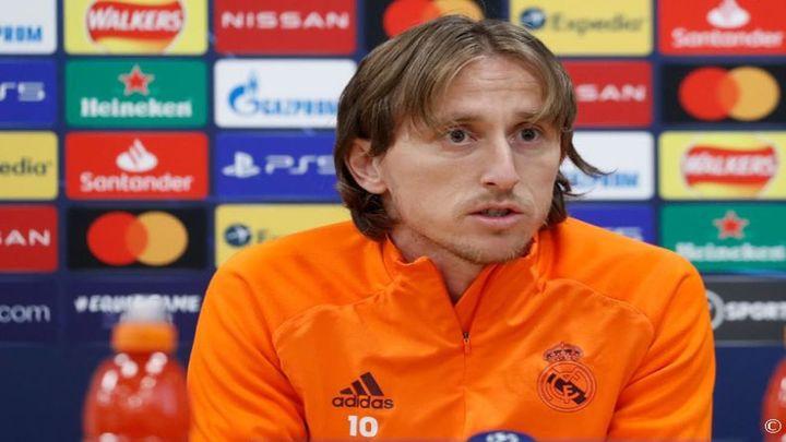 """Modric: """"Hay que salir a ganar el partido y no a defender el resultado"""""""