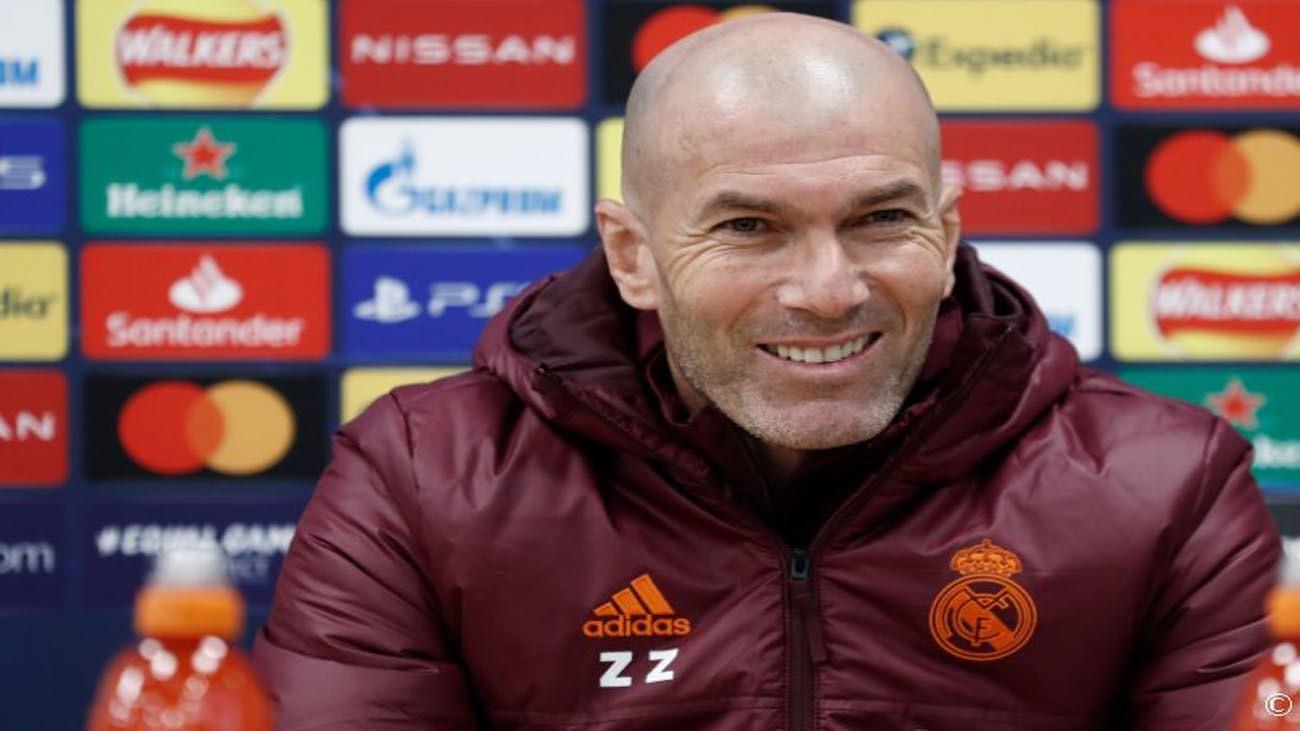 """Zidane: """"Tenemos que competir, defender bien y atacar"""""""