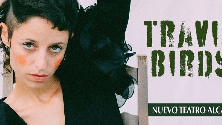 La madrileña Travis Birds vuelve cantar en directo, en el Nuevo Teatro Alcalá