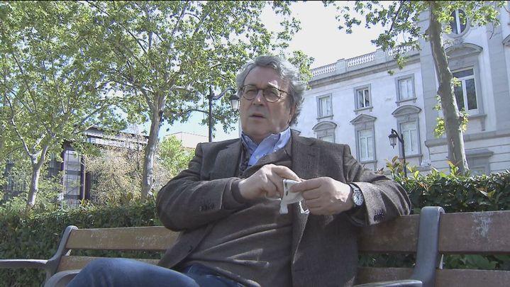 """Andrés Trapiello: """"En Madrid nadie te tiene de menos porque no tengas pedigrí suficiente"""""""