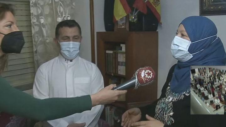 Así celebra una familia de Pozuelo el Ramadán que comienza para 300.000 musulmanes en Madrid