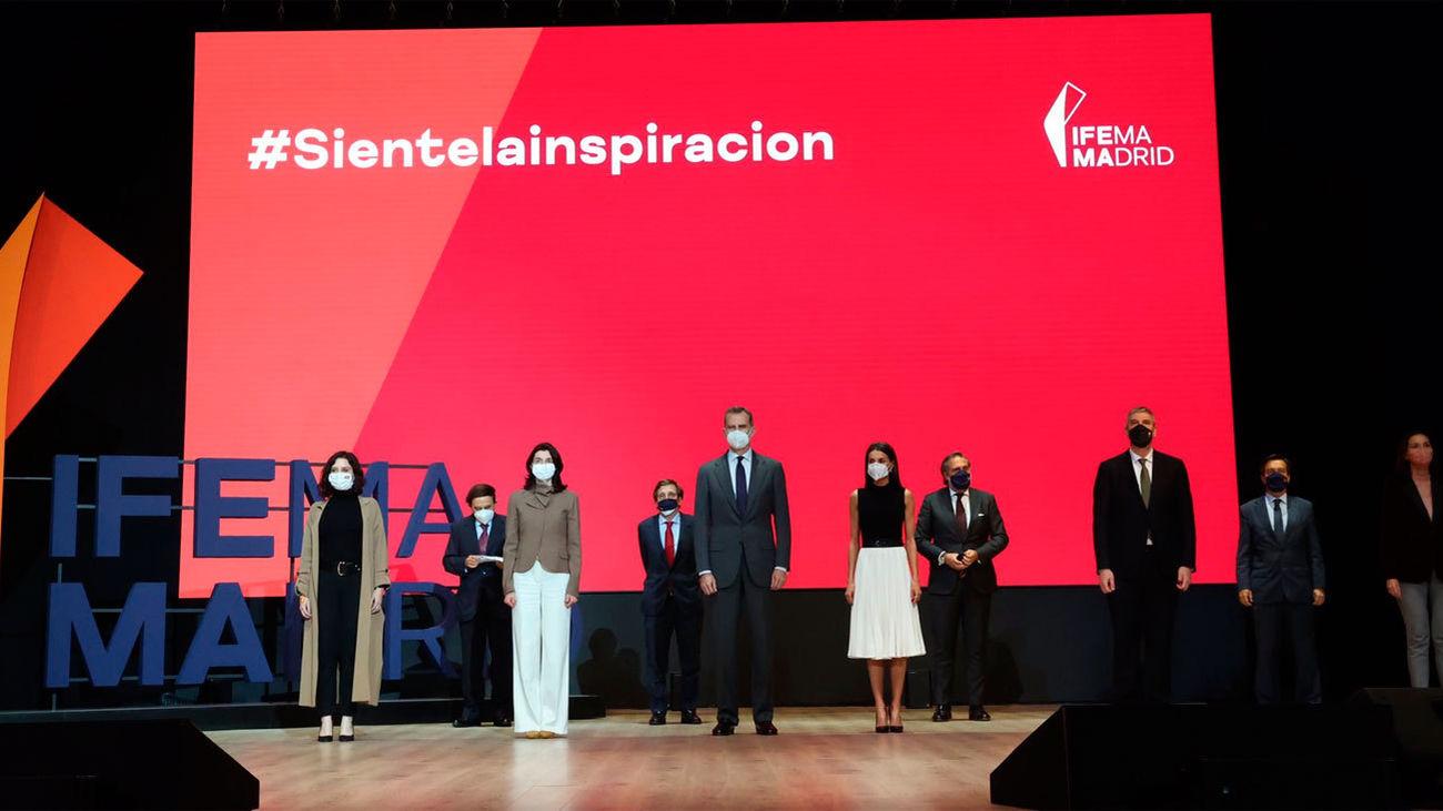 Ifema renueva su marca hacia una nueva etapa más digital e internacional