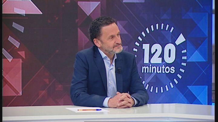 """Edmundo Bal, en Telemadrid: """"Es un gobierno de éxito de dos años y hay que hacer una hoja de ruta para los dos que faltan"""""""