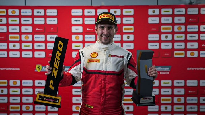 La sorprendente historia del piloto madrileño Sergio Paulet