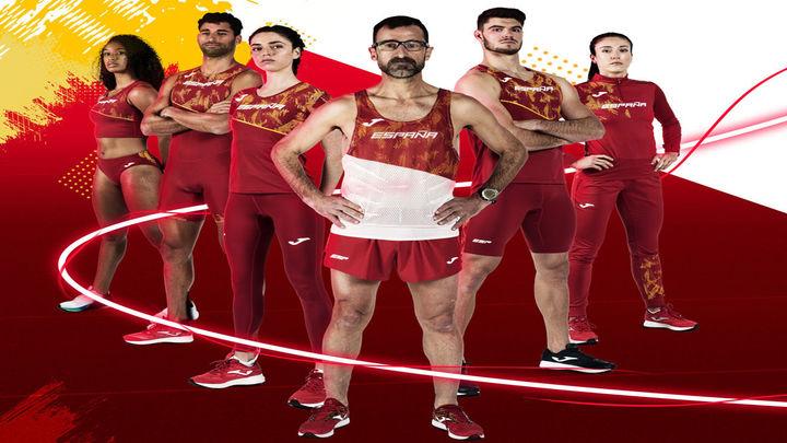 Se presenta la equipación con la que los atletas españoles disputarán los Juegos Olímpicos de Tokio