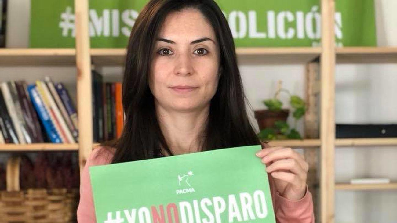 Laura Duarte, cabeza de lista del PACMA a las elecciones madrileñas