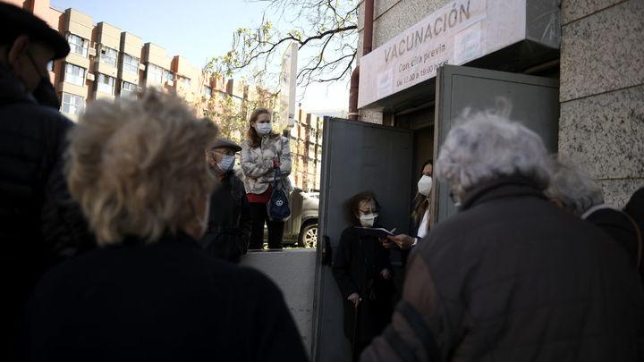 Las zonas y barrios de Madrid que lideran los contagios en esta cuarta ola