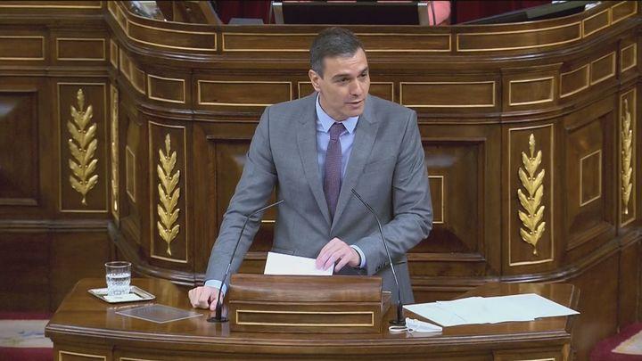 Sánchez ironiza y dice que Madrid se va a independizar de la Agencia Europea del Medicamento