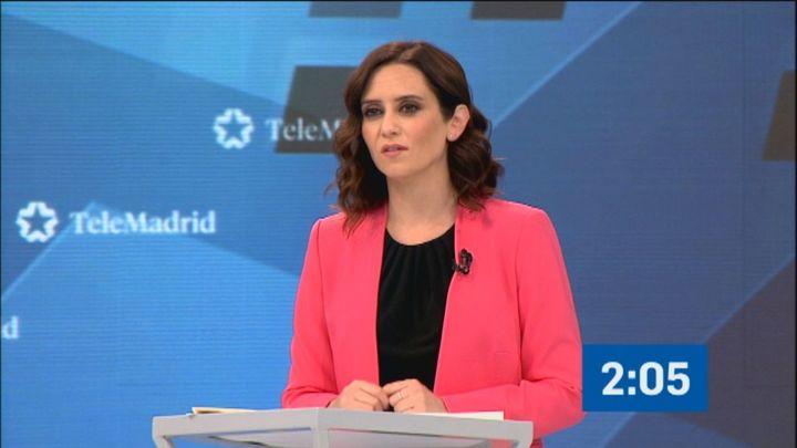 Los candidatos reclaman a Ayuso que acuda al debate de Telemadrid