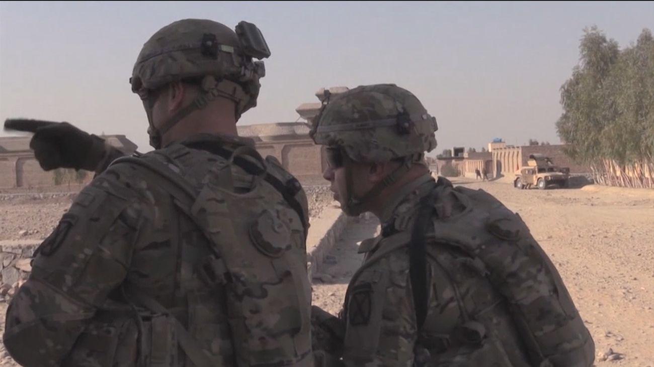 EEUU replegará el 11 de septiembre sus tropas en Afganistán