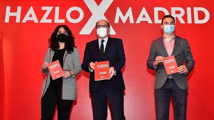 Todos los partidos intensifican los actos a 3 días del inicio de la campaña madrileña
