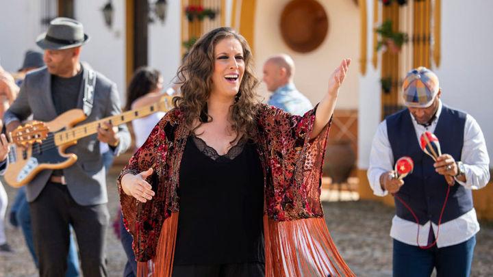 La cantaora Argentina regresa a Madrid con su flamenco mestizo