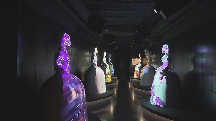 Las Meninas reviven a través de un universo de hologramas en el Velázquez Tech Museum de Madrid