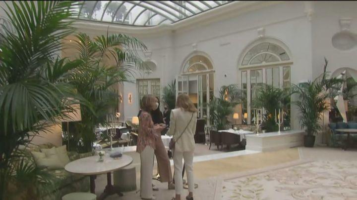 Visitamos el interior del Hotel Ritz, que reabre con salones de lujo, suites y restauración de Quique Dacosta