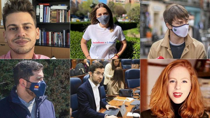 Onda Madrid organiza 'El Debate de los Millennials' con los candidatos más jóvenes del 4-M