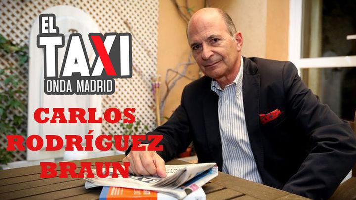 El Taxi de Carlos Rodríguez Braun