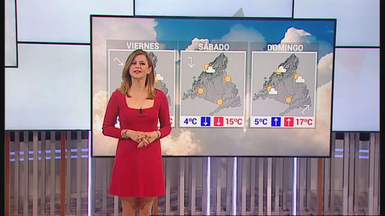 Tocará abrigarnos durante un fin de semana en Madrid con mañanas muy frías