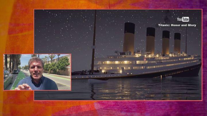 ¿Cómo influyeron las condiciones meteorológicas en el hundimiento del Titanic?