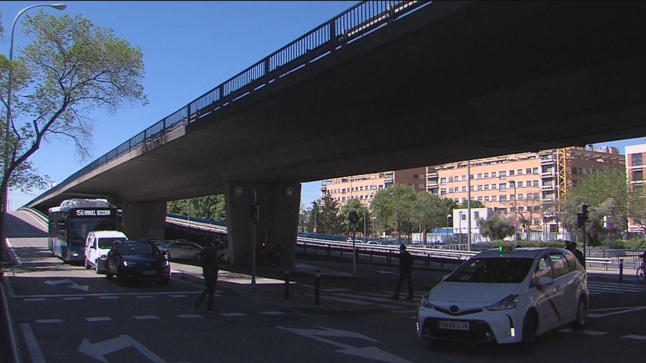 Los 'scalextric' desaparecen de la ciudad de Madrid