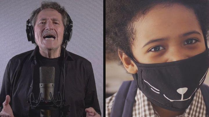 Más de 40 artistas españoles se unen para interpretar el 'Himno de la Alegría'